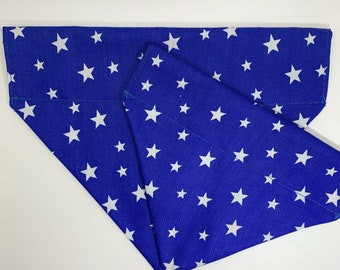 Dog Bandana, Ringo Royal, Star Dog Bandana
