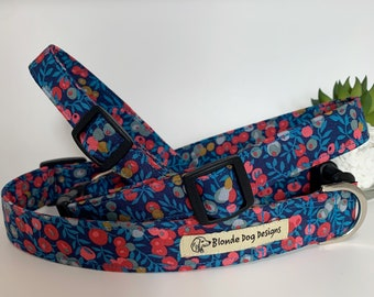 Liberty Dog Collar, Wiltshire Berry