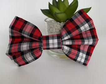 Liberty Dog Bow, Tartan, Luxury Bow Tie