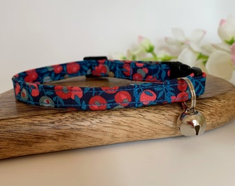 Liberty Cat Collar, Wiltshire Berry