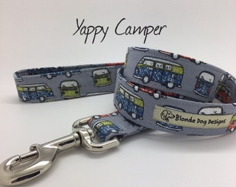 Camper Van Dog Lead, Yappy Camper, Camper Van Leash