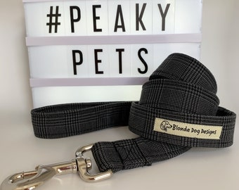 Suiting Dog Lead, The Tommy, Dapper Dog Leash