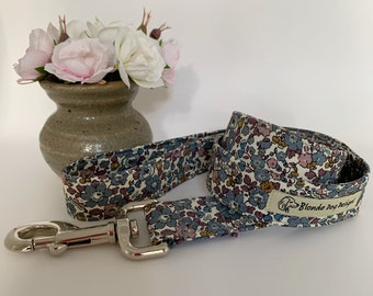Liberty Dog Lead, Betsy-Ann Fig, Floral Dog Lead
