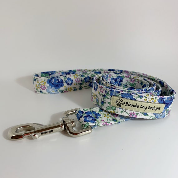 Liberty Dog Lead, Felicite, Floral Dog Lead