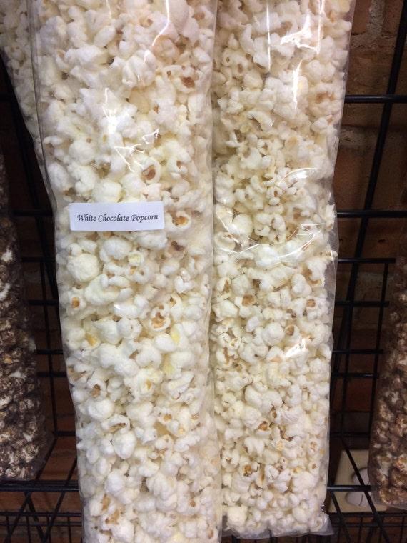 Popcorn Birthday Cake Sprinkles Flavored Coated In