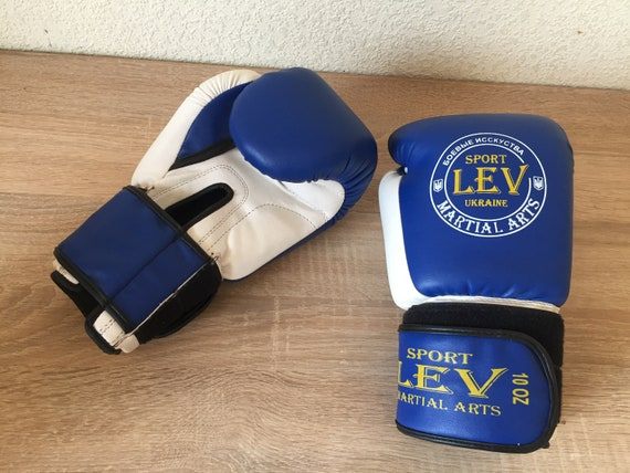 Vintage boxing gloves / 10 OZ / Sports Equipment /