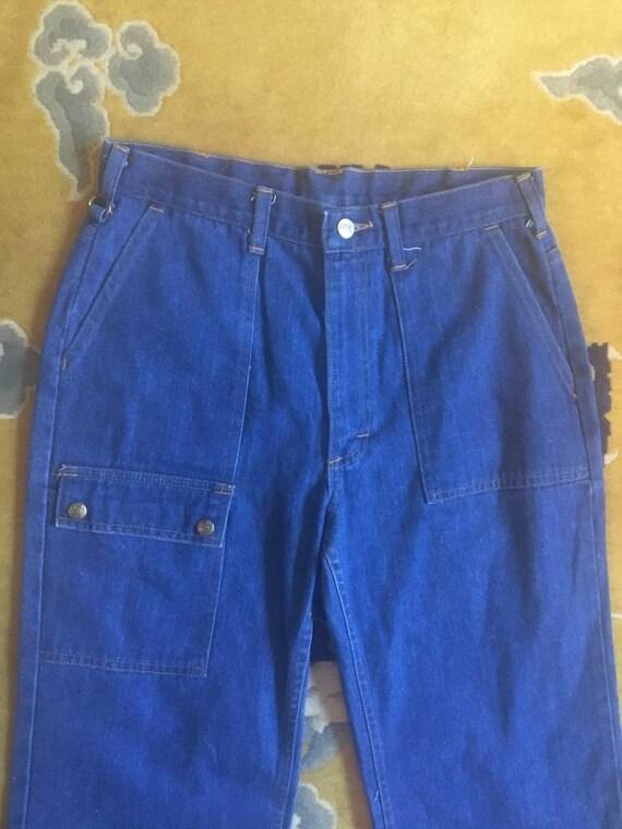 1970s-80s Lee Jeans // Vintage Lee Jeans // Vintag