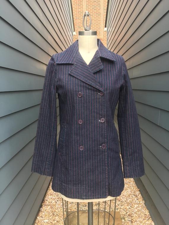 Vintage Esprit Denim Jacket // Vintage Denim Jack… - image 1