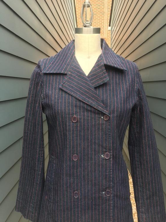 Vintage Esprit Denim Jacket // Vintage Denim Jack… - image 2