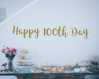 100 Day Celebration Etsy