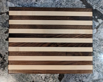 Walnut Maple Cutting Board