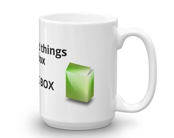 One Fucking Box Mug