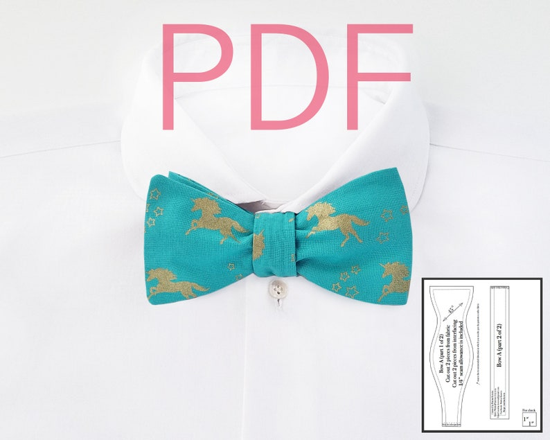 graphic relating to Printable Bow Tie Pattern identify Bow tie Pdf sewing models Bowtie styles with information for freestyle adjustable self tie bow ties pdf Bowtie printable habits for adult males
