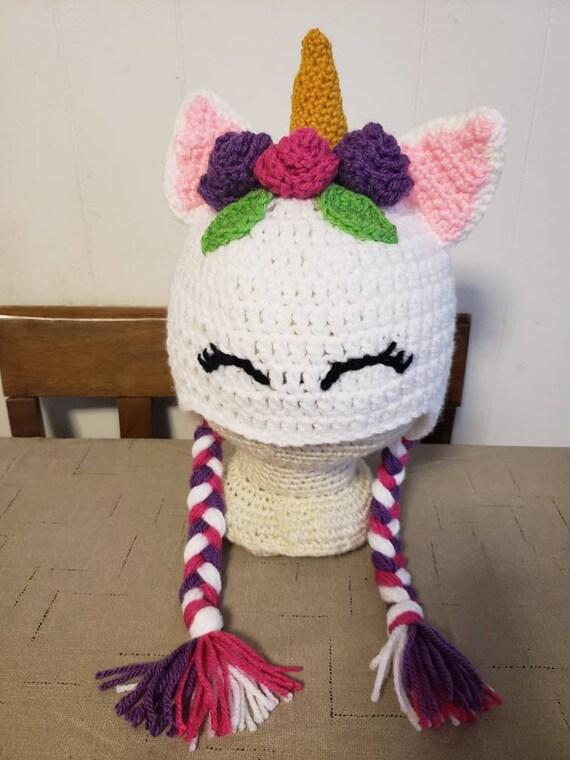 Unicorn winter Hat  eea81dfd61a