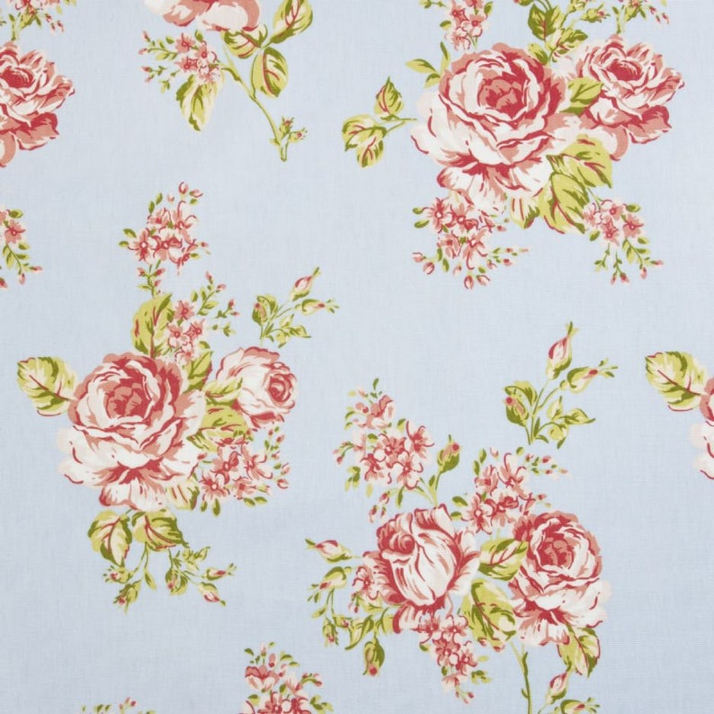 Toile Bleu RondRectangle Design Rose En Cirée Essuyez Tissu Ou Carré Floral Nappe CxBdQWroe