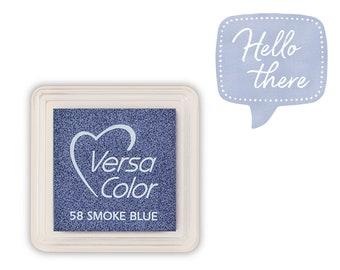 Ink Pad VersaColor SMOKE BLUE