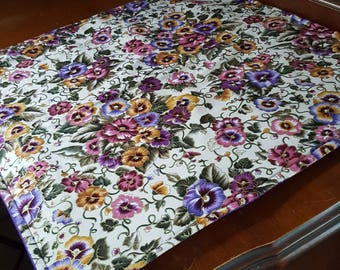 Pansy table Mats