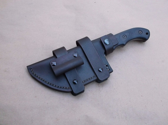 Tops Tom Brown Tracker T1 With Fire Steel Loop Scout Carry Etsy