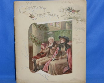 ORIGINAL PHILLIPS BROOKS The Constant Christmas