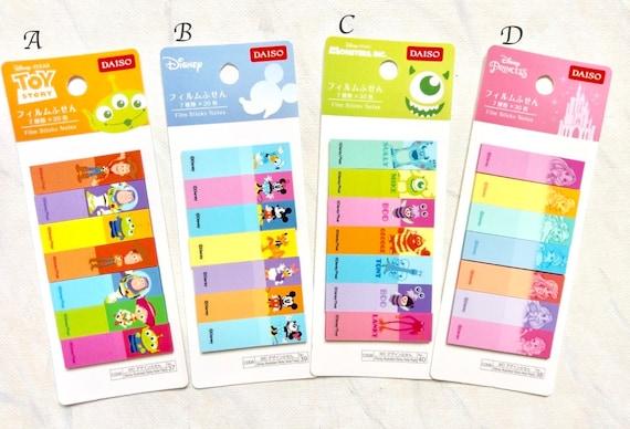 Sticky Notes Flag Set Disney Princess Over 150 Note Flags