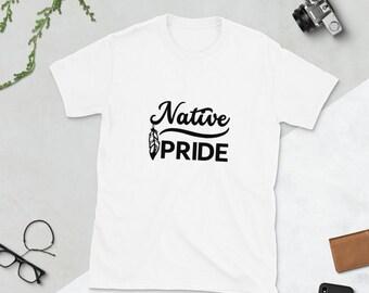 Native Pride Short-Sleeve Unisex T-Shirt