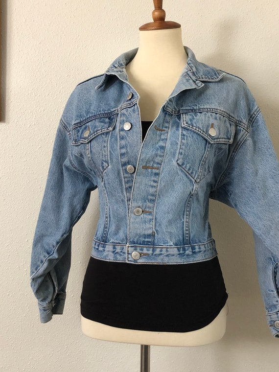Jeanie's Fave Jean Jacket