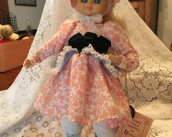 "Little Bo Peep, Limited Edition, Fairy Tale Collection, Brinn's, 13"" 1988"
