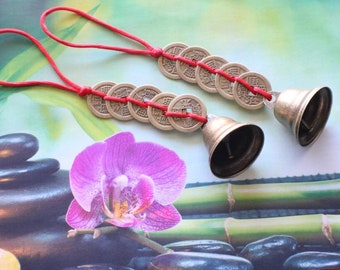 20 stücke Feng Shui Münzen 2,3 cm Glück Chinesische Glücksmünze 4H
