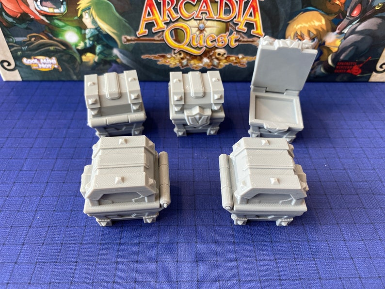 Arcadia Quest Chests set of 12 image 0