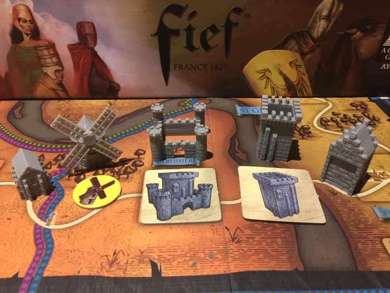 Fief: France 1429 Building Pack image 0