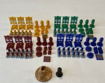 Tokens for Dune Imperium (set of 102)