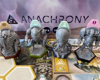 Anachrony Worker Tokens (set of 80)