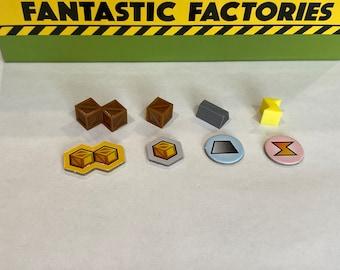 Fantastic Factories Tokens (set of 90)