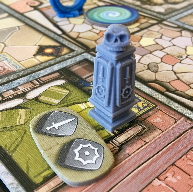 Arcadia Quest Spawn Pillars Minified pkg of 5 image 0
