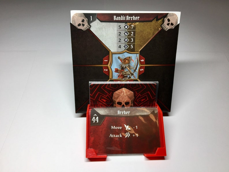 Gloomhaven Monster Deck Holder image 0