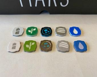 On Mars Resource Tokens (set of 100)