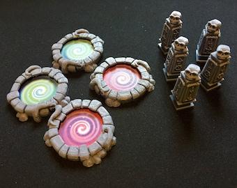 Arcadia Quest Token Econo Pack (13 tokens)