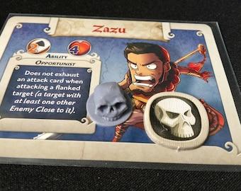 Arcadia Quest Death Tokens (pkg 24)