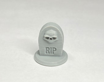 Tombstones for Arcadia Quest: Beyond the Grave (pkg of 8)