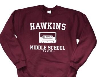 Hawkins Av Club Etsy