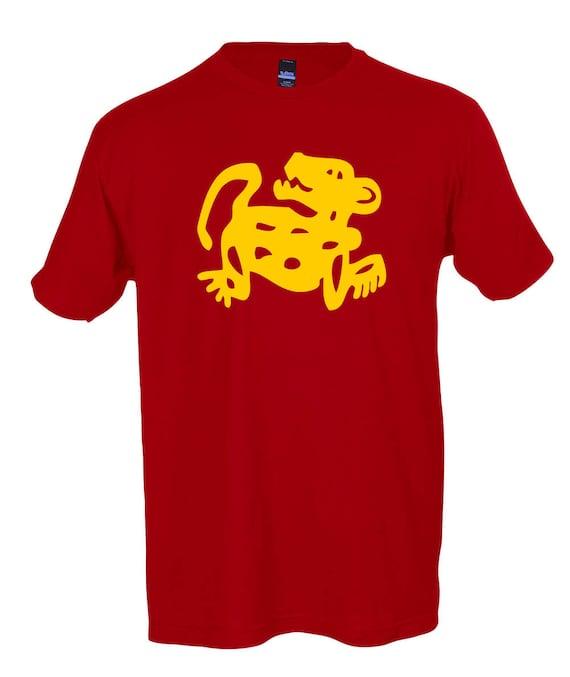 legends of the hidden temple red jaguars shirt legends of etsy