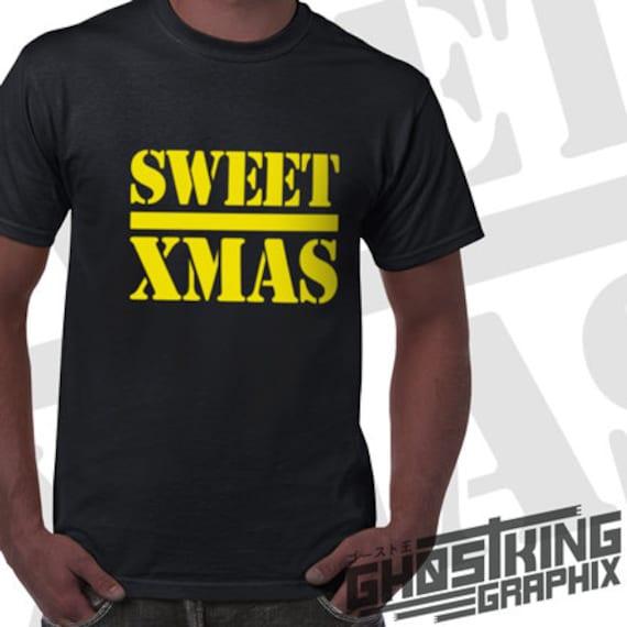 SWEET XMAS Luke Cage Inspired Graphic Shirt New York The | Etsy