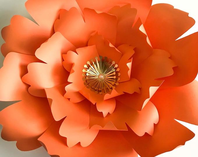 Paper Flowers -Paper Flower DIY Package, #54