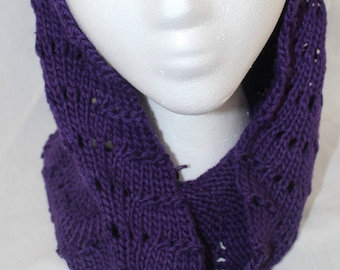Purple Waves Cowl