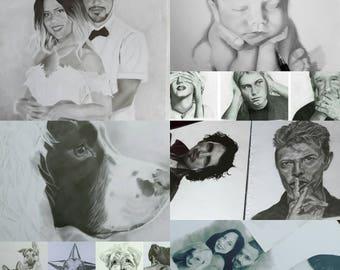 Commission Artwork