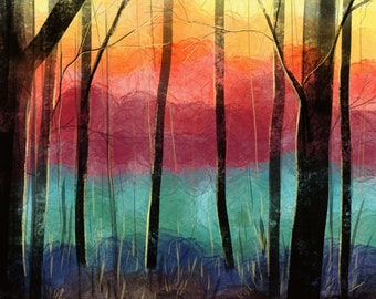 Abstract Trees And Gradient