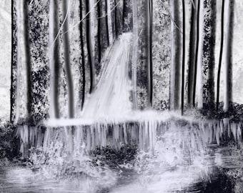 Waterfall's Music