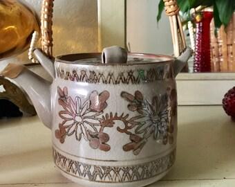 Vintage Oriental Teapot