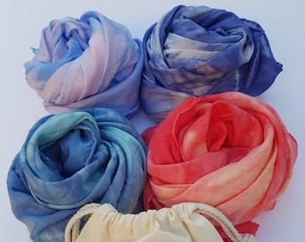 Tie Dyed Playsilk