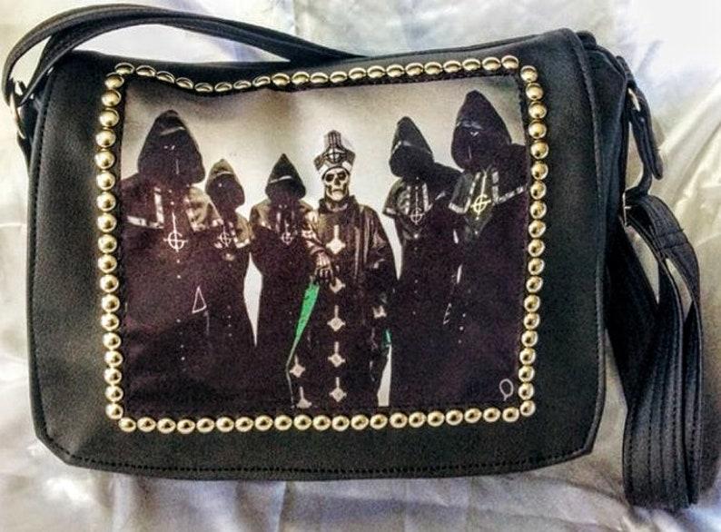 GHOST Messenger Bag